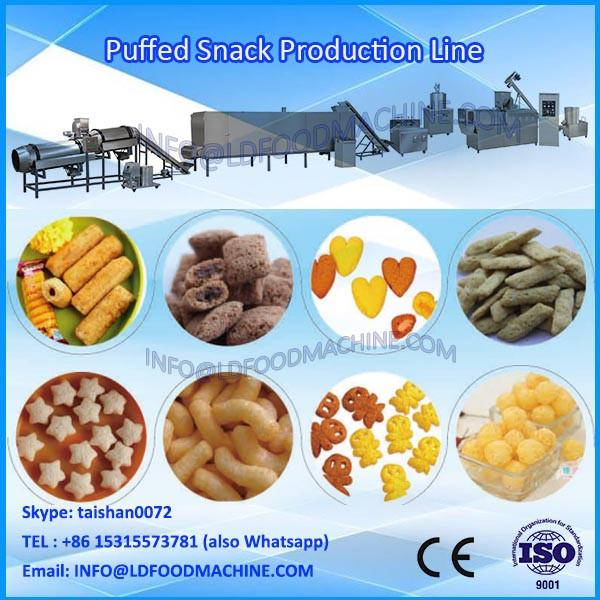 food processing machinery double roller flavoring machinery with CE
