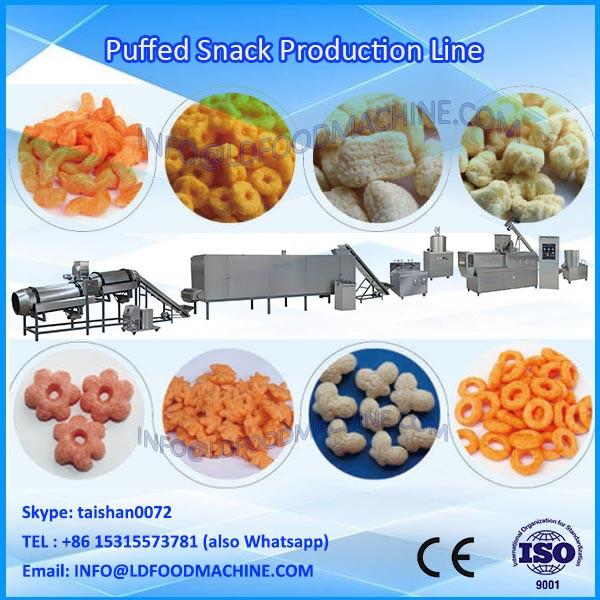 chicken popcorn production line