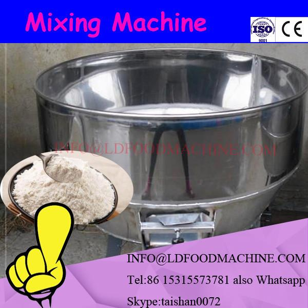 Wet powder blender machinery
